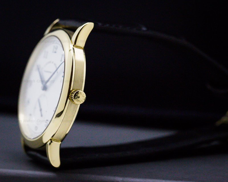 A. Lange and Sohne 206.021 1815 18K Yellow Gold Manual Wind