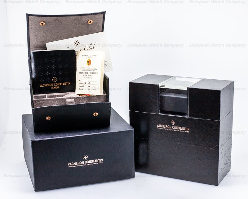 Vacheron Constantin 82035/000R-9359 Historiques American 1921 18K Rose Gold