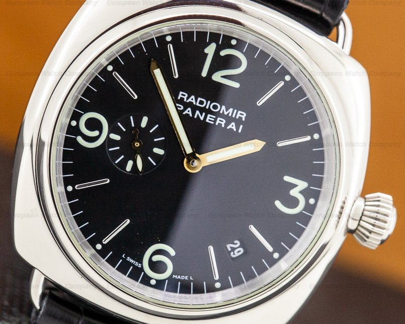 Panerai PAM00062 Radiomir 18k White Gold 40MM