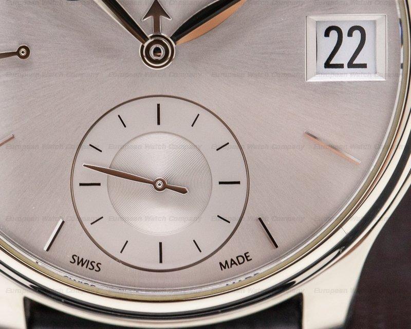 H. Moser & Cie 341.501.002 Endeavour Perpetual Calendar 1 18k White Gold
