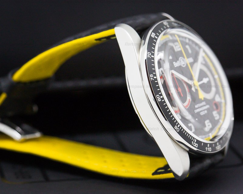 Bell & Ross BRV2-94-S-0296 Renault Sport Chronograph Limited Edition