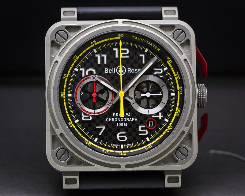 Bell & Ross BR03-94 R.S.18 BR03-94 R.S.18 Limited Edition Titanium