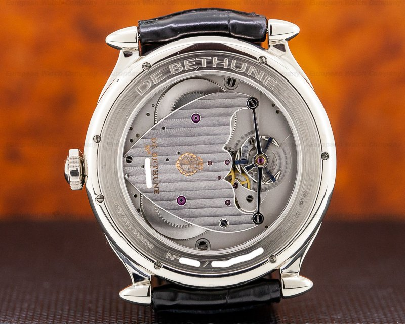 DeBethune DB15WT DB15WT Perpetual Calendar White Gold
