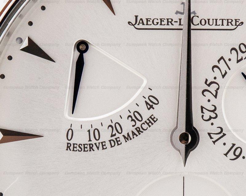 Jaeger LeCoultre Q1378420 Master Reserve de Marche SS
