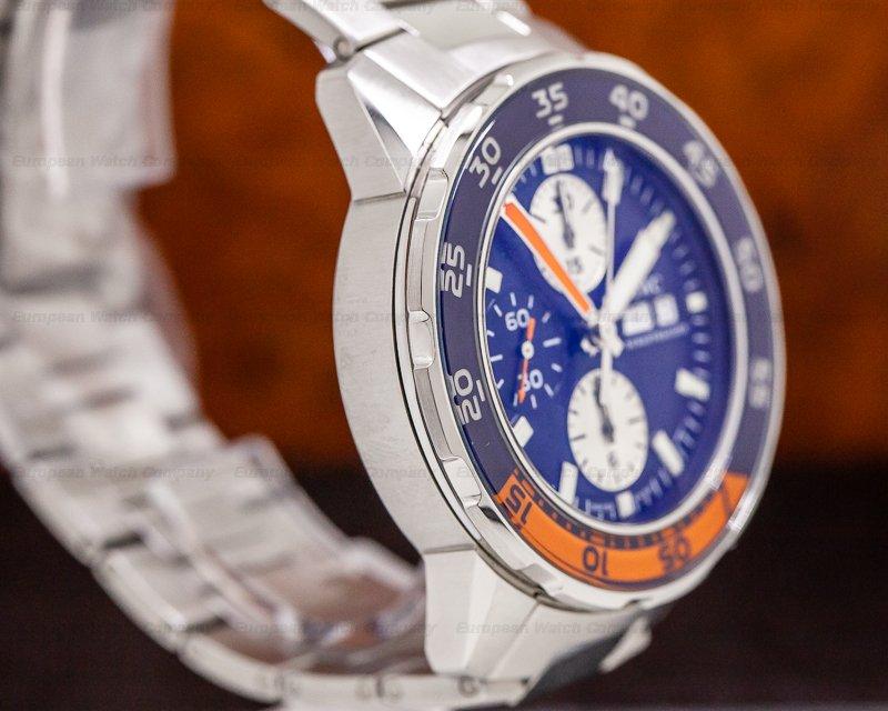 IWC IW376703 Aquatimer Chronograph Automatic SS / SS