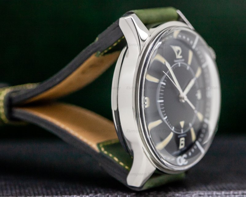 Jaeger LeCoultre 200.84.70 Memovox Tribute to Polaris 1968 Limited