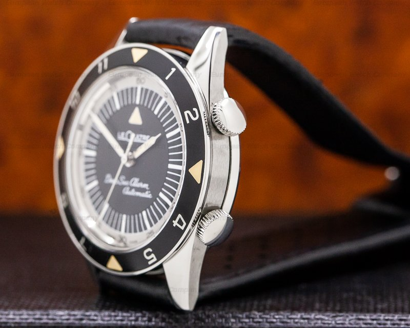 Jaeger LeCoultre Q2028440 Tribute to Deep Sea Memovox Limited