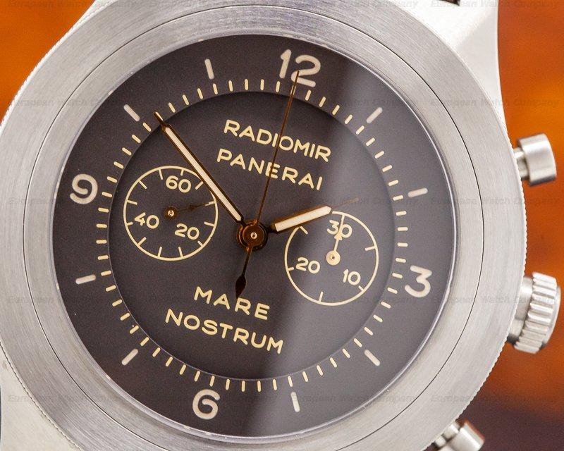 Panerai PAM00603 Mare Nostrum Titanio PAM 603 LIMITED 52MM