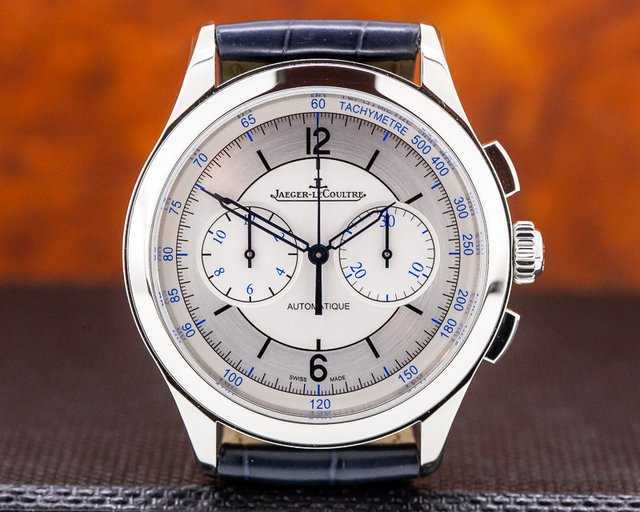 Jaeger LeCoultre Q1538530 Master Chronograph Sector Dial