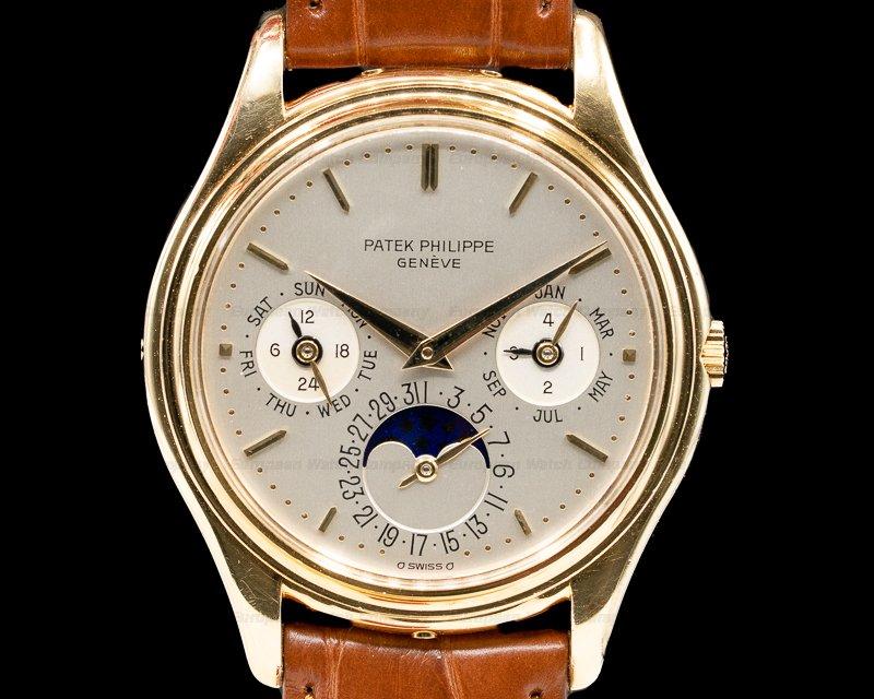 Patek Philippe 3940 Perpetual Calendar 3940 '1st Series' RARE