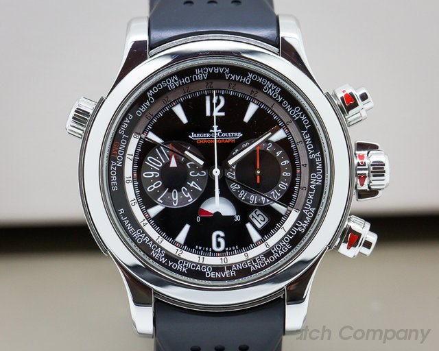 Jaeger LeCoultre Q1768470 Master Compressor Extreme World Chronograph SS