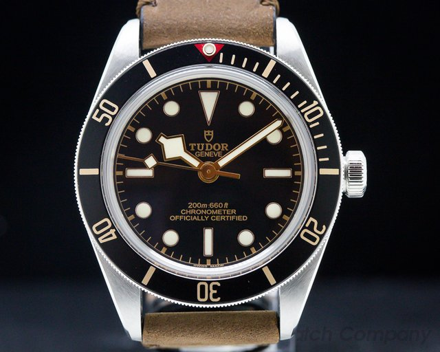 Tudor 79030N Tudor Black Bay Fifty-Eight SS Strap UNWORN