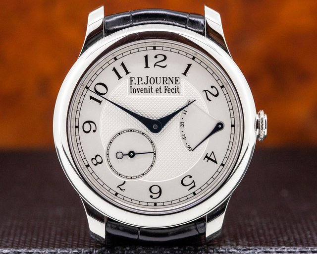 F. P. Journe Chronometre Souverain  Chronometre Souverain Platinum 40MM