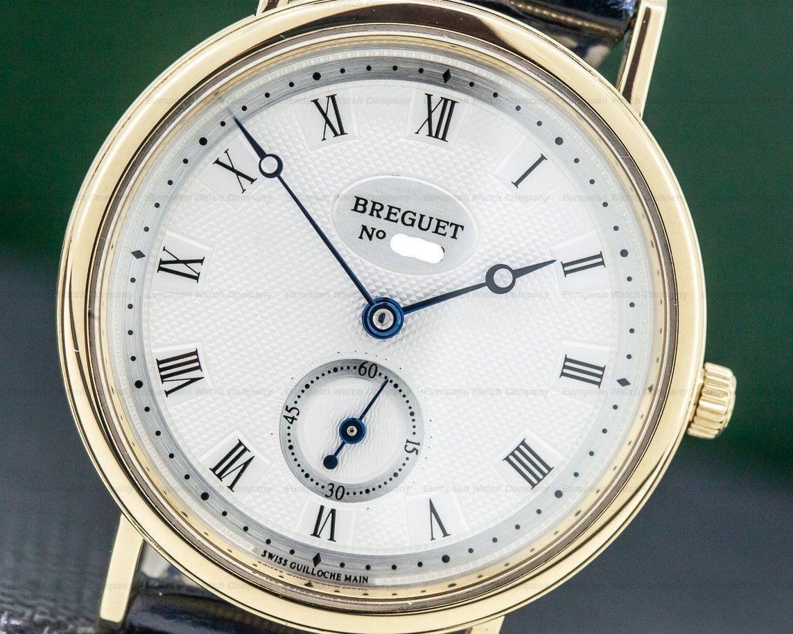 Breguet 3910BA Classique 18K YG Manual Wind