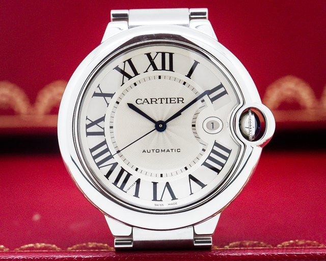 Cartier W69012Z4 Ballon Bleu Automatic SS 42MM