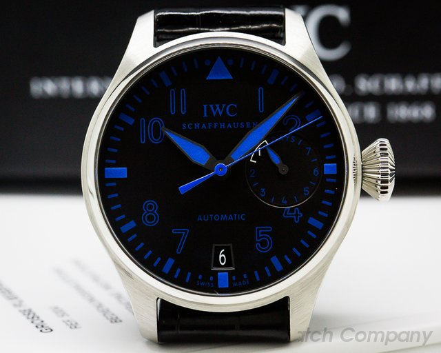 IWC IW500429 Big Pilot 7 Day SS Las Vegas Limited Edition