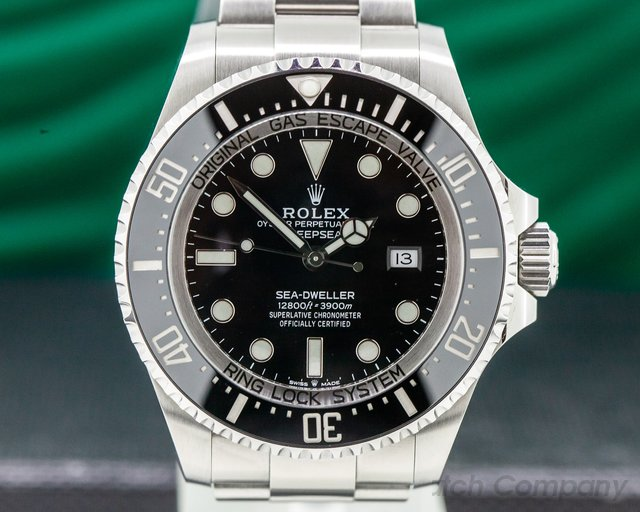Rolex 126660 Sea Dweller Deep Sea NEW 2018 MODEL