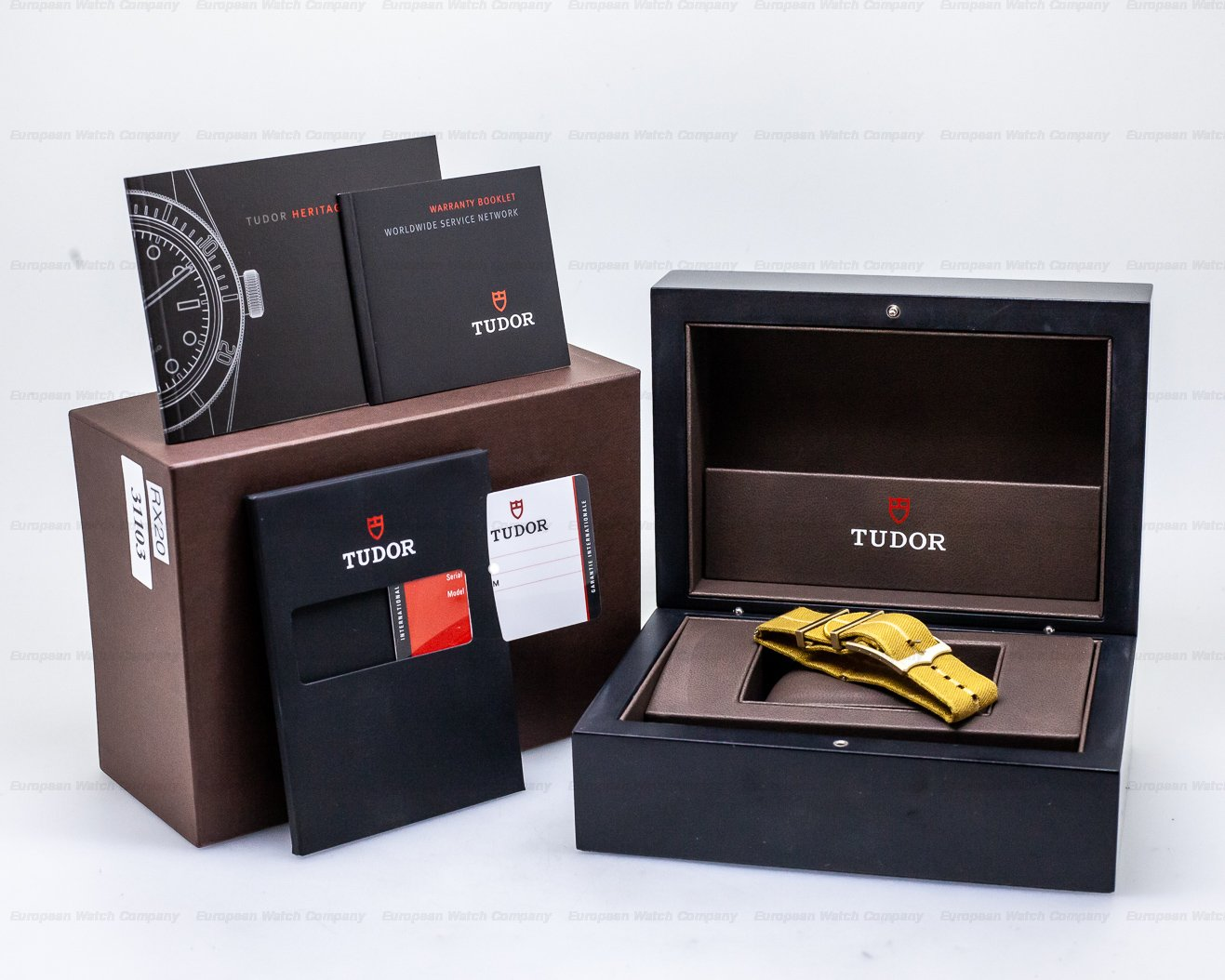 Tudor 79250BM-0001 Tudor Heritage Black Bay Bronze