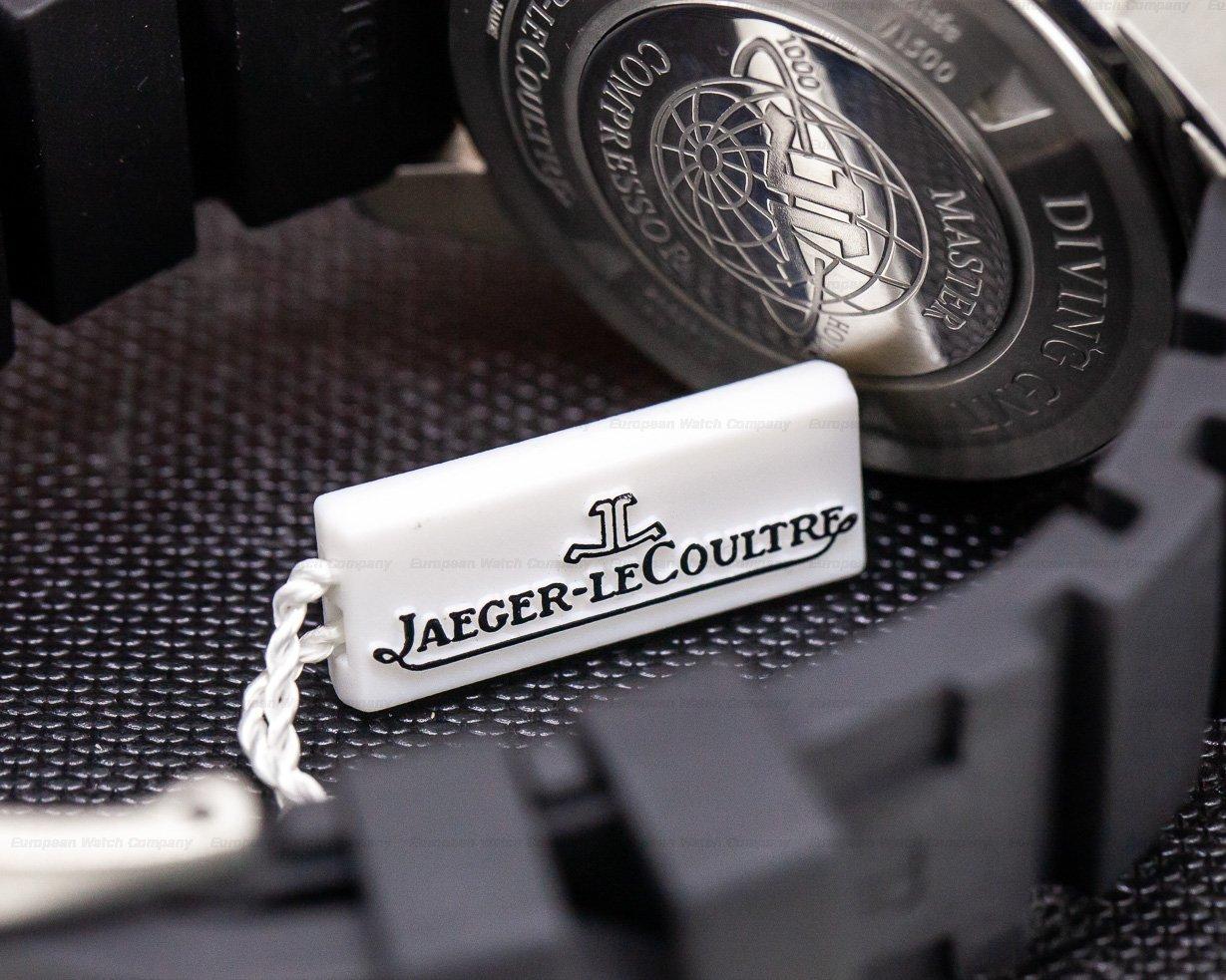 Jaeger LeCoultre Q160T05 Master Compressor Diving GMT Titanium / Titanium