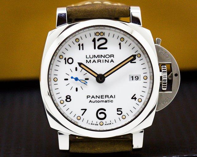 Panerai PAM01523 Luminor Marina 1950 3 Days Automatic SS 42MM