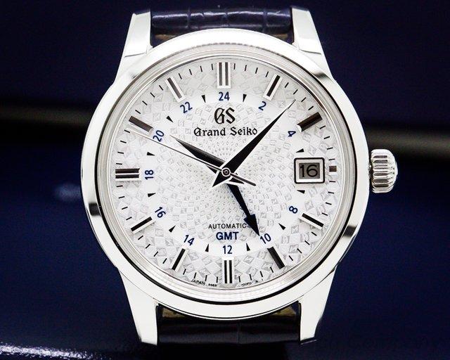 Grand Seiko SBGM235 Grand Seiko Elegance SBGM235 SS / GMT LIMITED