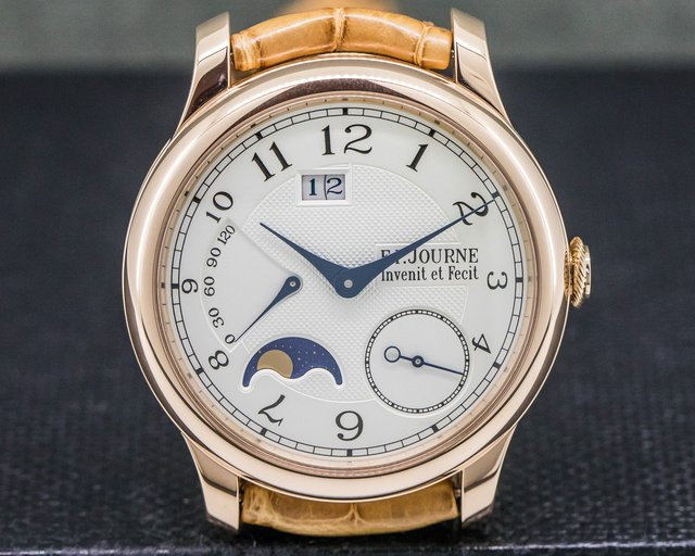 F. P. Journe Octa Automatic Lune  Octa Automatique Lune Rose Gold 40mm