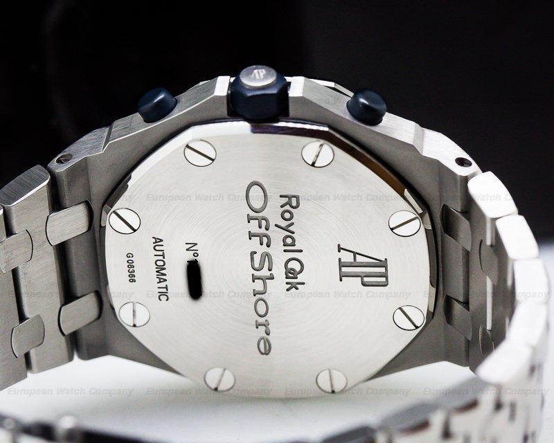 Audemars Piguet 25721ST.OO.1000ST.09 Royal Oak Offshore Blue Dial SS / SS