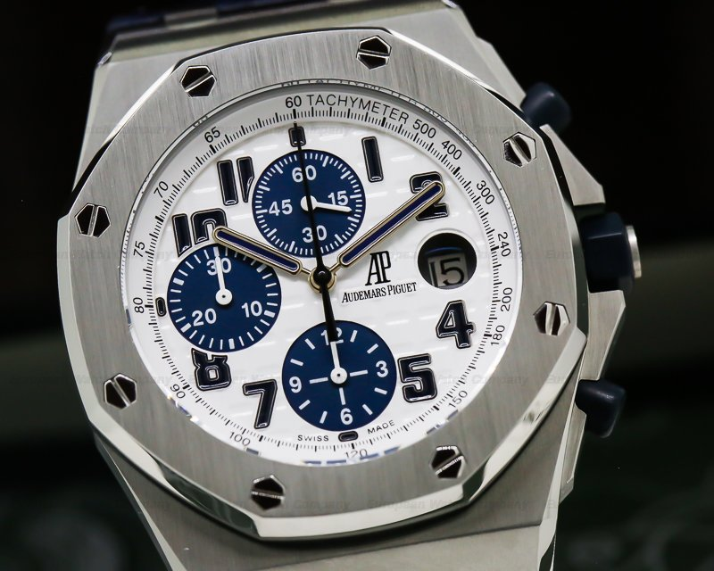 Audemars Piguet 26170ST.OO.D305CR.01 Royal Oak Offshore Navy SS