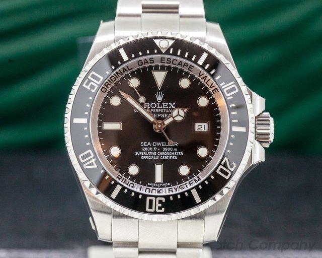 Rolex 116660 Sea Dweller Deep Sea