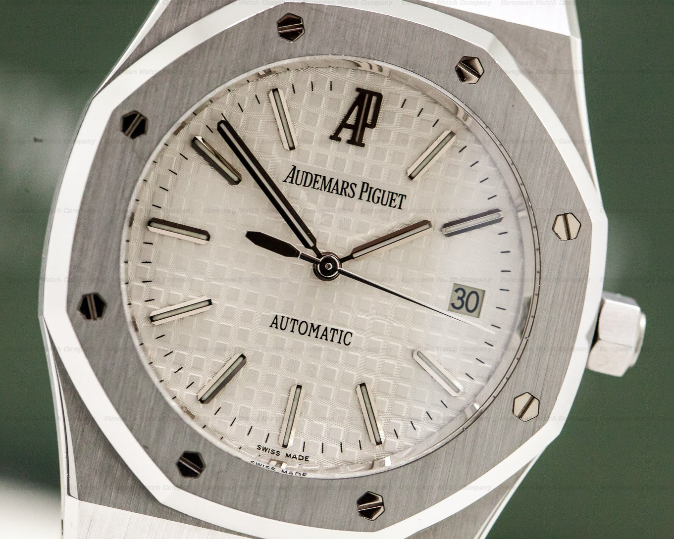 Audemars Piguet 15300ST.OO.1220ST.01 Royal Oak Stainless Steel 39MM UNPOLISHED