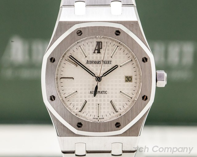 Audemars Piguet 15300ST.OO.1220ST.01 Royal Oak Stainless Steel 39MM UNPOLISHED
