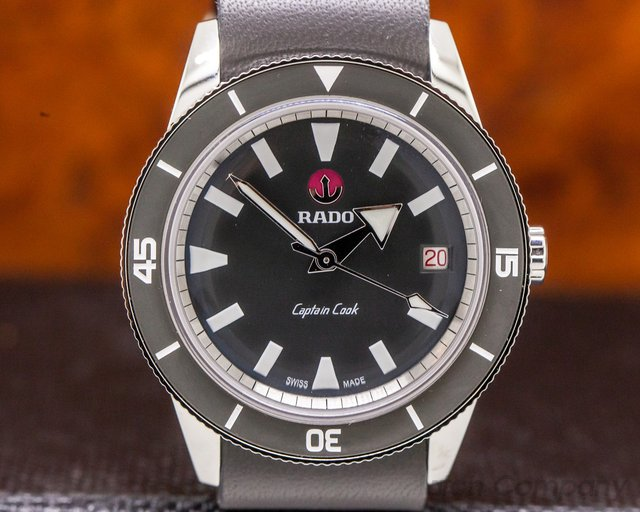 Rado 160.0484.3  Hyper Chrome Captain Cook Revolution Limited Edition