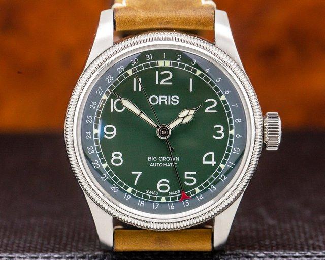 Oris 01 754 7741 4087-Set LS Big Crown D.26 286 HB-RAG Limited Edition