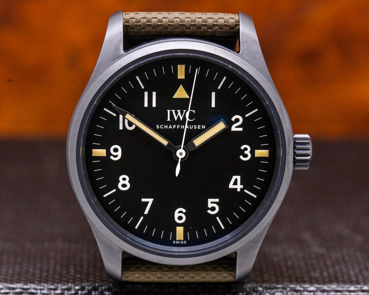 IWC IW324801 Mark XVIII Hodinkee Edition Ceramic