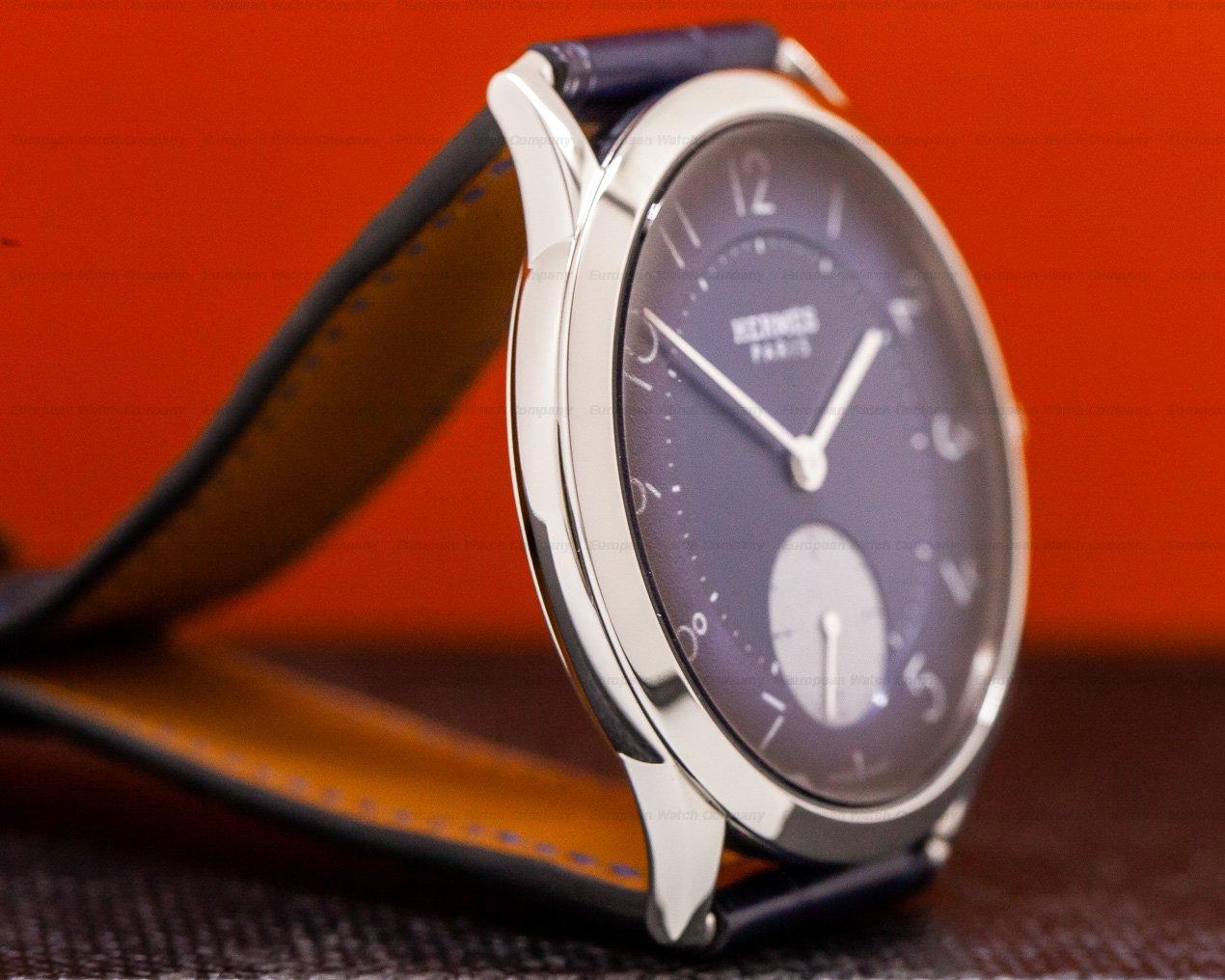 Hermes CA2.810a Hodinkee Slim d' Hermes for Hodinkee