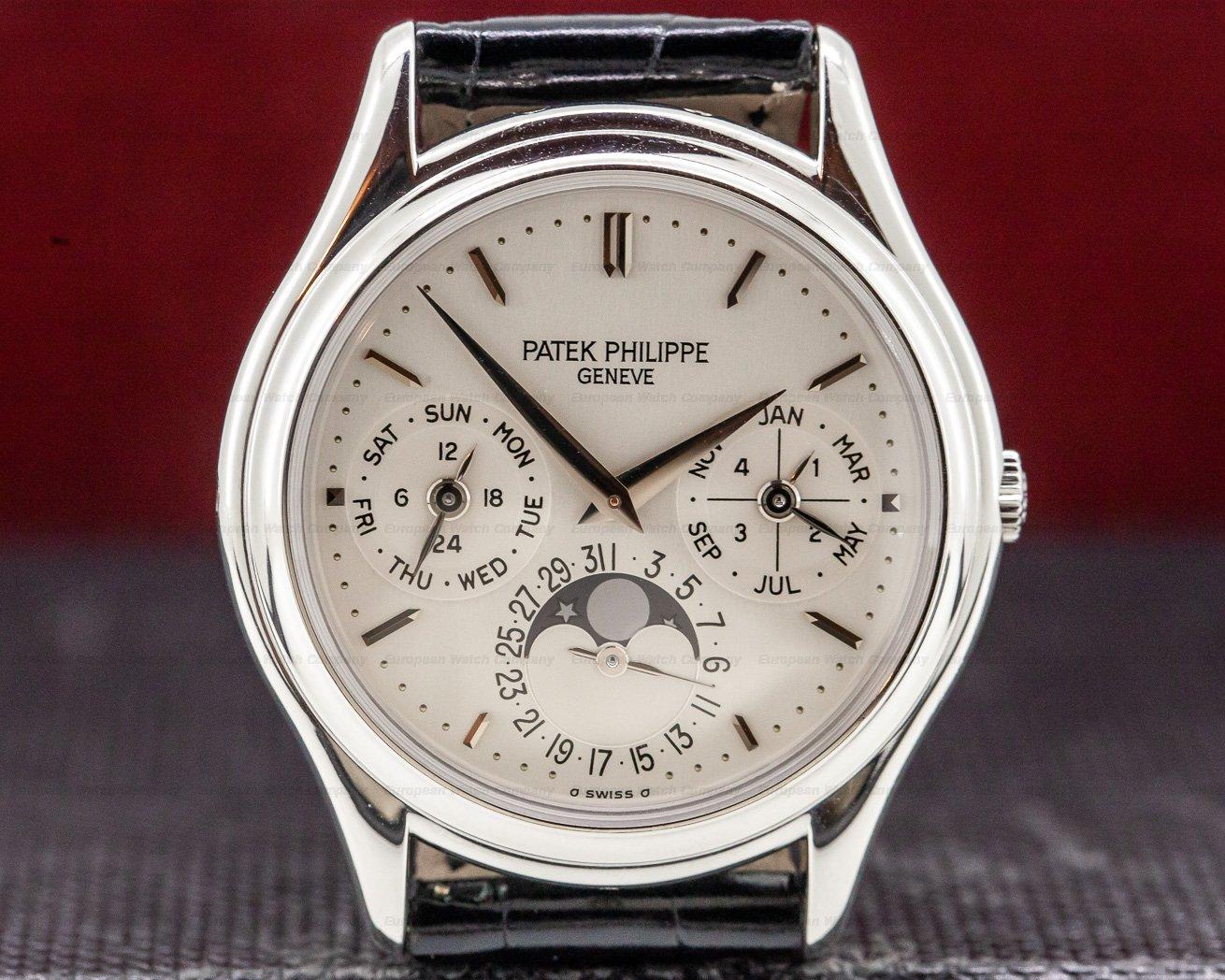 Patek Philippe 3940P-011 Perpetual Calendar Platinum