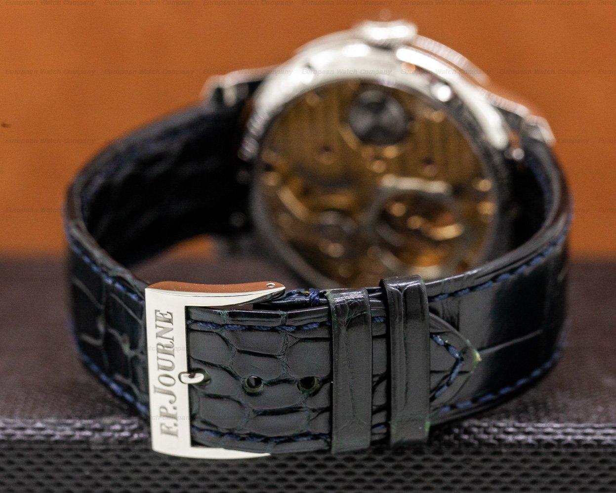 F. P. Journe 145-CO Chronometre Optimum Platinum / Silver Dial 42MM
