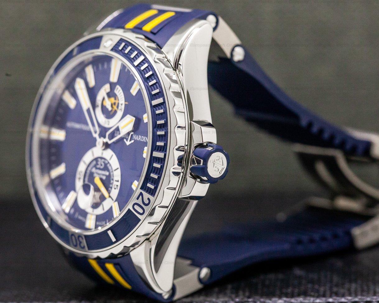 Ulysse Nardin 263-10LE-3/93-ARTEMIS Marine Diver Artemis Racing Limited Edition