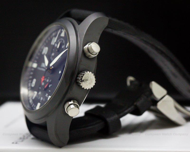 IWC IW388001 Top Gun Ceramic Pilot Chronograph