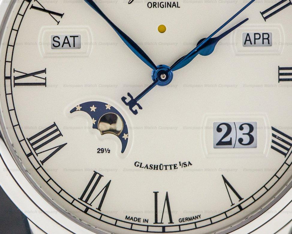 Glashutte Original 100-02-22-12-04 Senator Perpetual Calendar SS