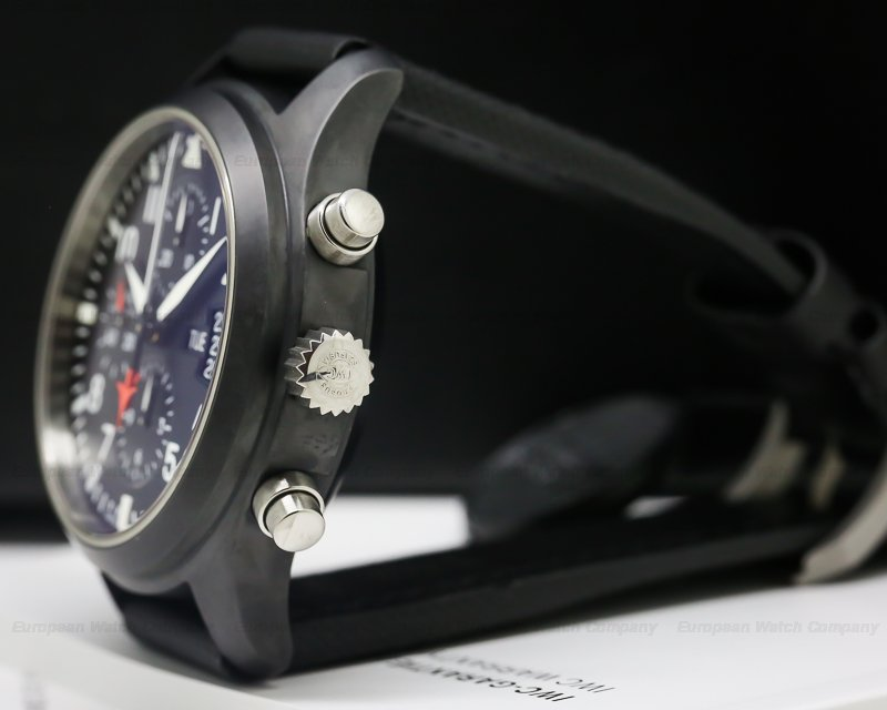 IWC IW379901 Top Gun Ceramic Split-Second Rattapante