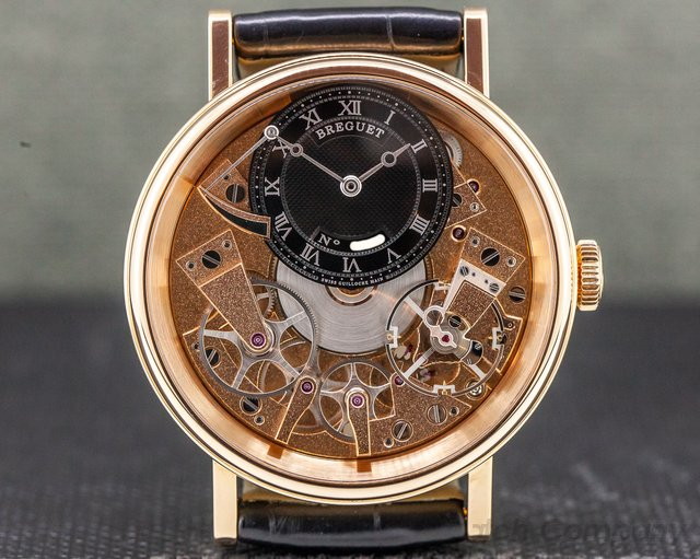 Breguet 7057BR/R9/9W6 La Tradition 18K Rose Gold 40MM