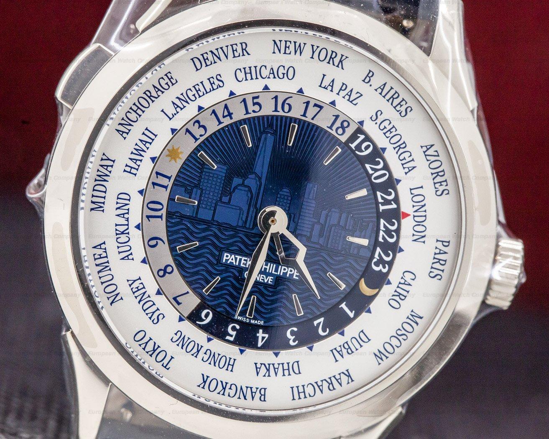 Patek Philippe 5230G New York NEW YORK World Time 2017 Limited Edition UNWORN