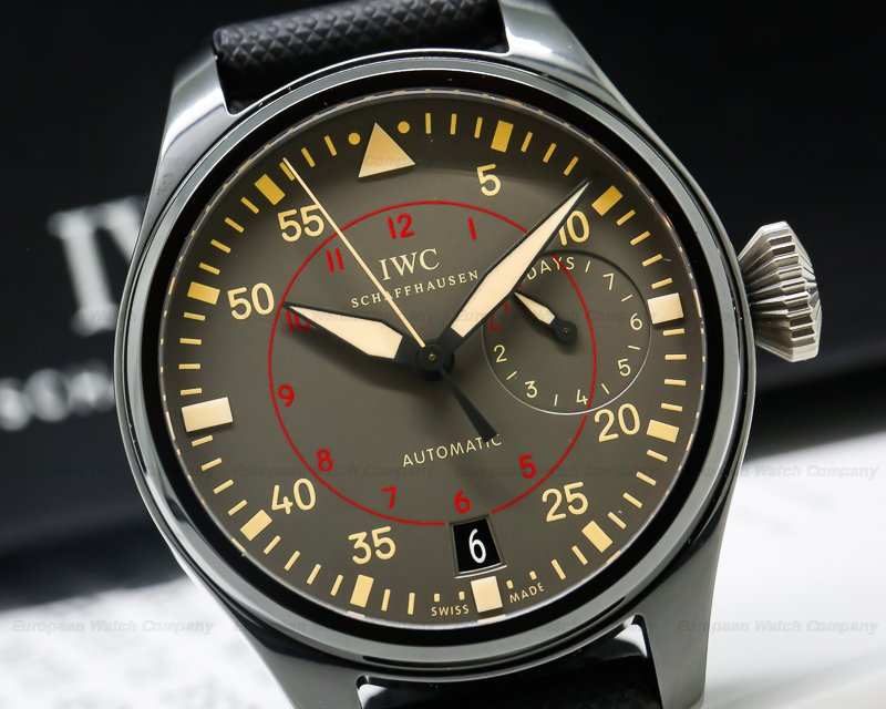 IWC IW501902 Big Pilot TOP GUN Miramar 7 Day Ceramic