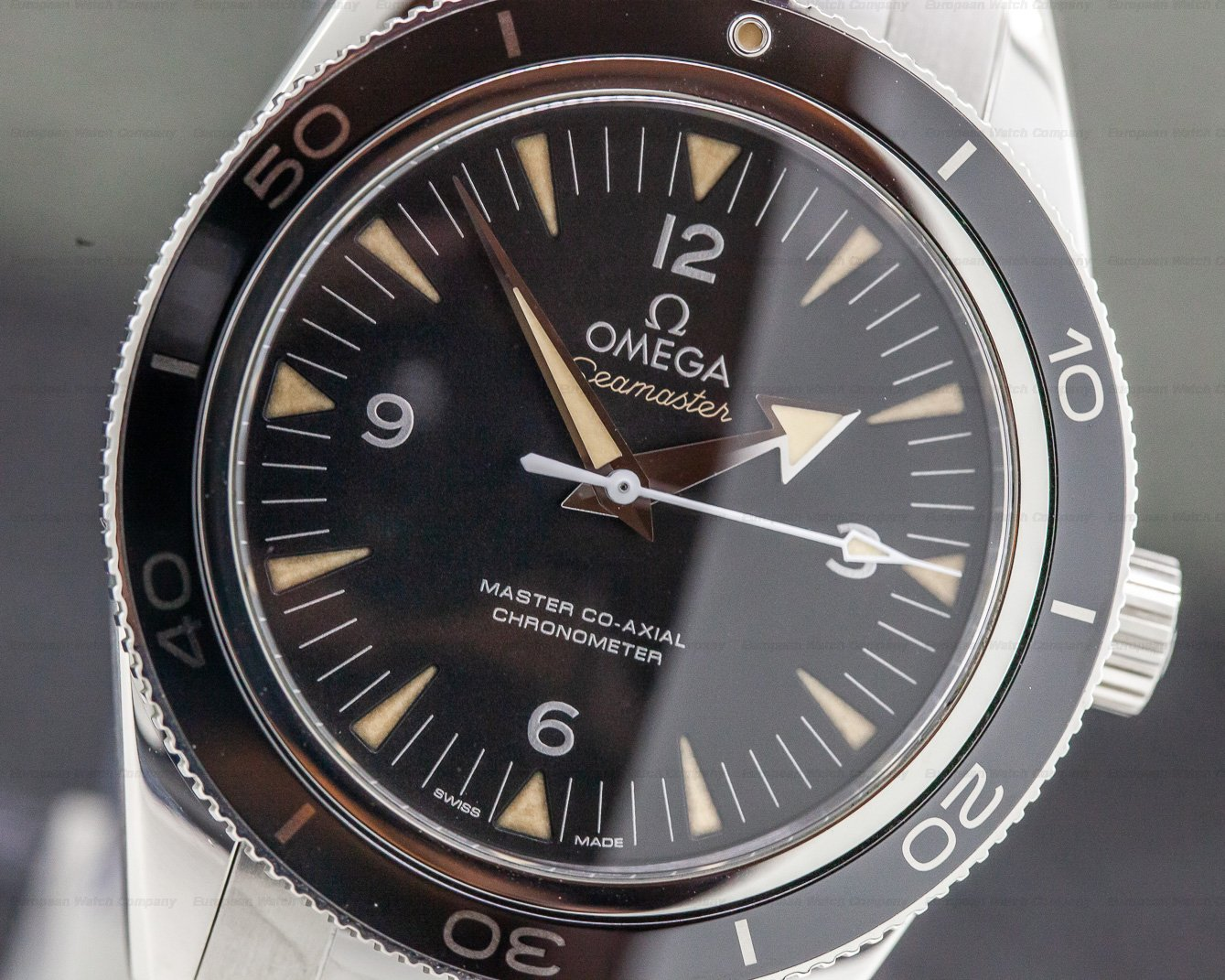Omega 233.30.41.21.01.001 Omega Seamaster 300M Master Co-Axial SS / SS 41MM