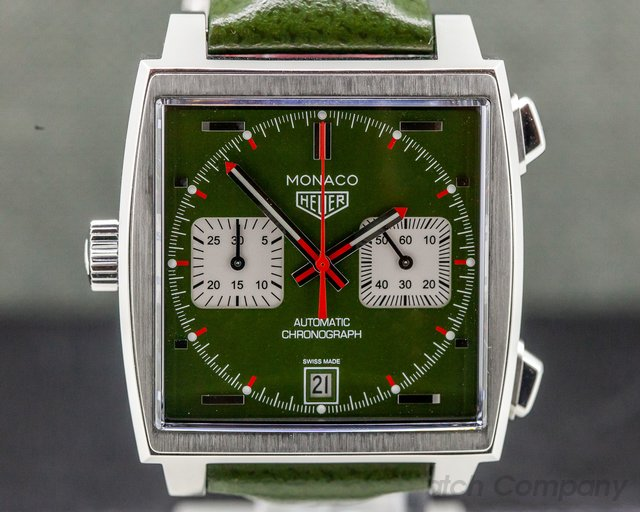 TAG Heuer CAW211E Monaco Men's Club Japan Watch Limited to 100 Pieces