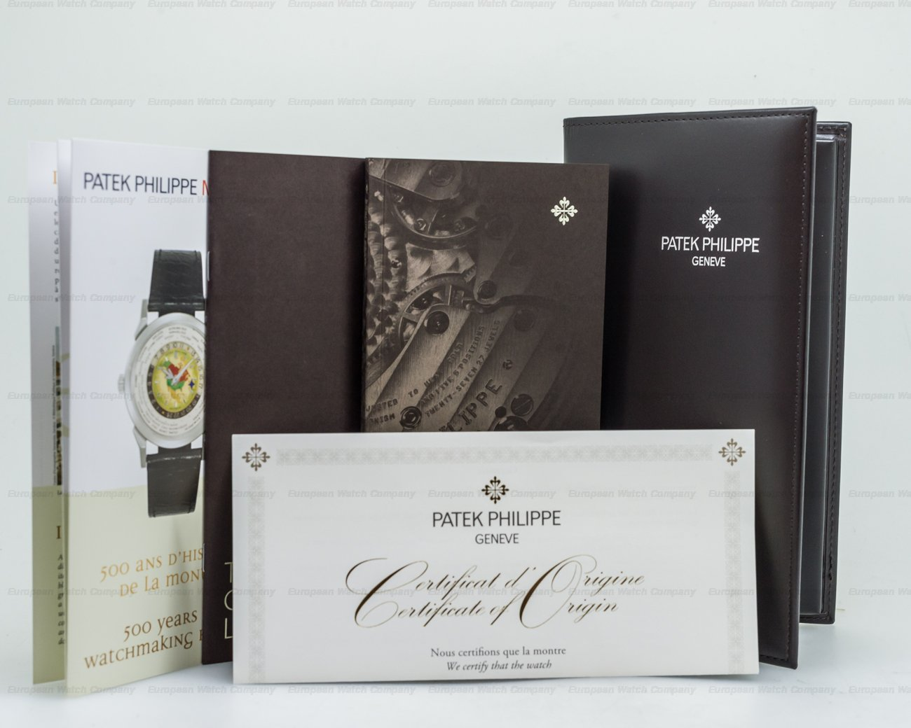 "Patek Philippe 5522A-001 Pilot Calatrava Steel ""New York"" Limited Edition"