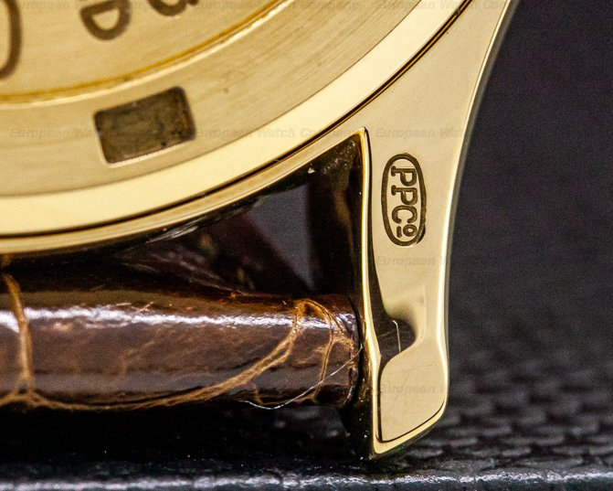 """Patek Philippe 5125J-010 Annual Calendar """"Wempe"""" Limited Edition to 125 Pieces 18K Yellow Gold"""