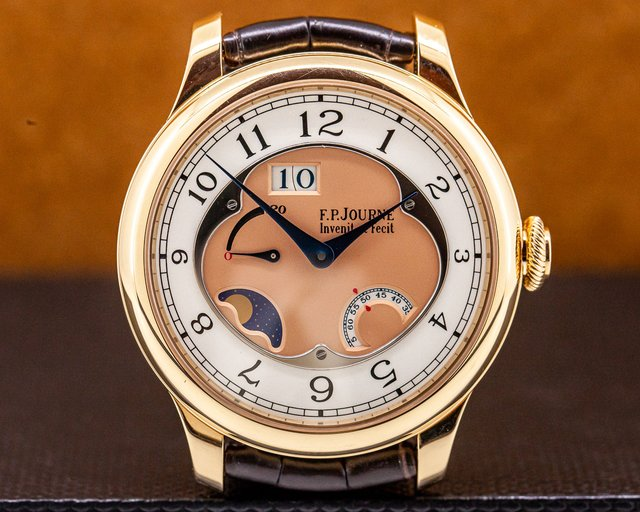 F. P. Journe Octa Divine Octa Divine 18K Red Gold / Rose Dial 42mm
