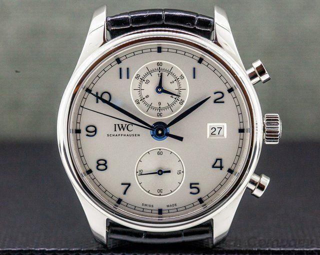 IWC IW390302 Portugieser Chronograph Classic SS